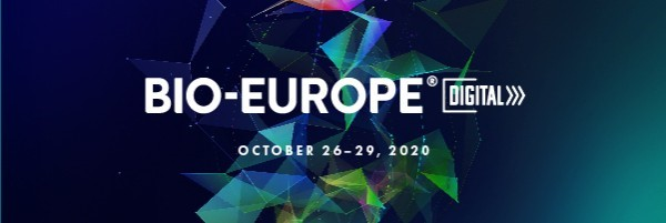Meet our CEO and Head of Marketing @ BIO-Europe 2020 Digital