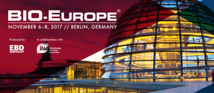 Meet our new head of Business Development@BIO-EUROPE in Berlin!