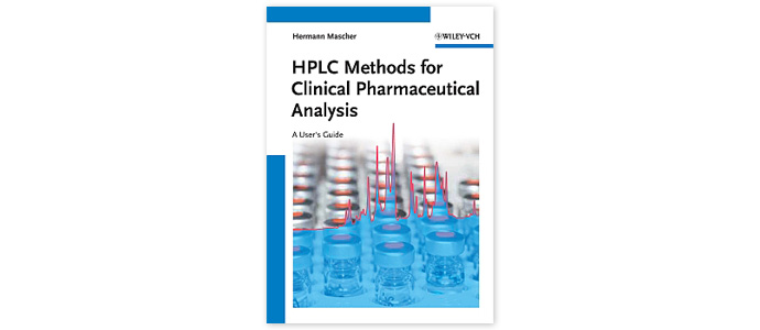 New Book Release: HPLC Methods for Clinical Pharmaceutical Analysis - A User´s Guide